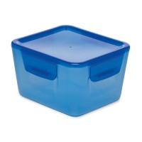 Caserola Easy Keep Aladdin, 1200 ml, capac detasabil, Albastru