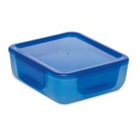 Caserola Easy Keep Aladdin, 700 ml, capac detasabil, Albastru
