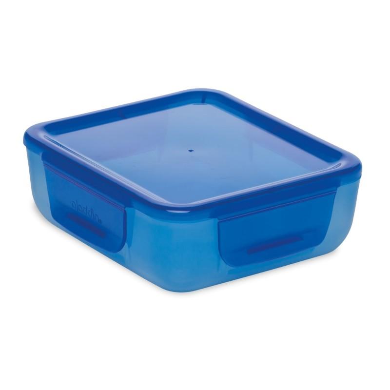 Caserola Easy Keep Aladdin, 700 ml, capac detasabil, Albastru 2021 shopu.ro