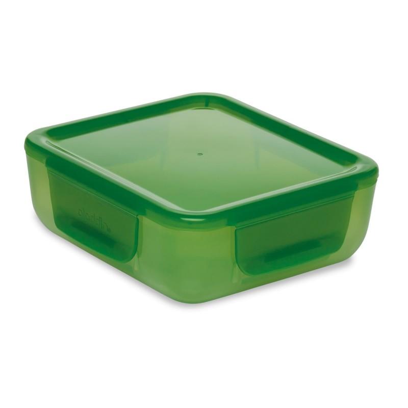 Caserola Easy Keep Aladdin, 700 ml, capac detasabil, Verde 2021 shopu.ro