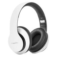 Casti Kruger Matz Street 2, Bluetooth, tehnologie aptX, alb