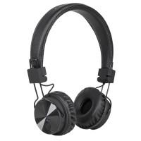 Casti Audio Bluetooth Wave Kruger Matz, Wireless, Negru