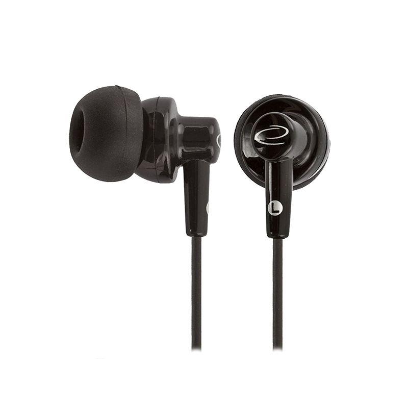 Casti audio Esperanza, jack 3.5 mm, cablu 1.2 m, Negru 2021 shopu.ro