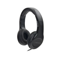 Casti audio stereo Soul Esperanza, 100 mW, control volum, Negru