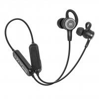Casti bluetooth Halo Maxell, microfon incorporat, negru
