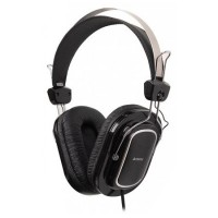 Casti stereo A4Tech HS-200, microfon, cablu 2 m