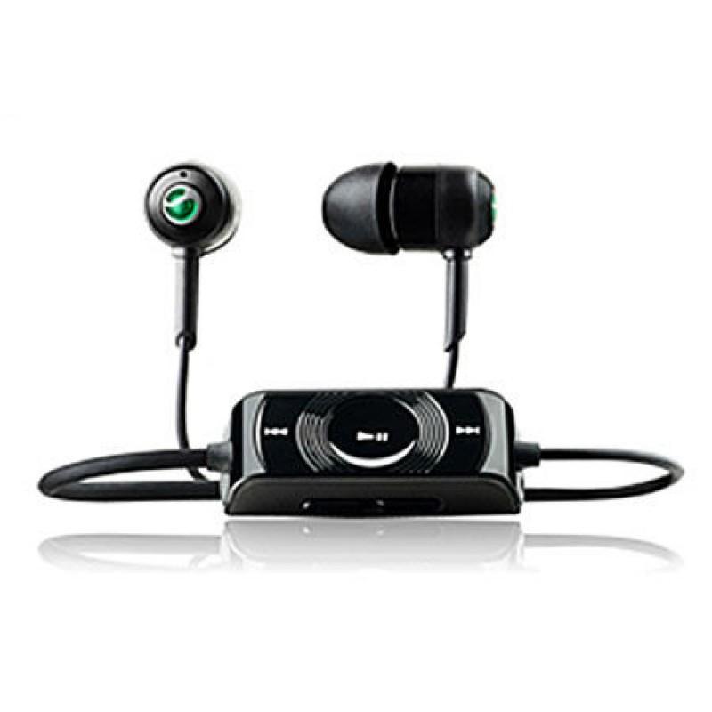 Casti Sony Ericsson Mh-810, jack 3.5 mm, control redare, Negru 2021 shopu.ro
