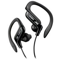 Casti Sport JVC HA-EB75, cinci pozitii reglabile, 1.2 m cablu