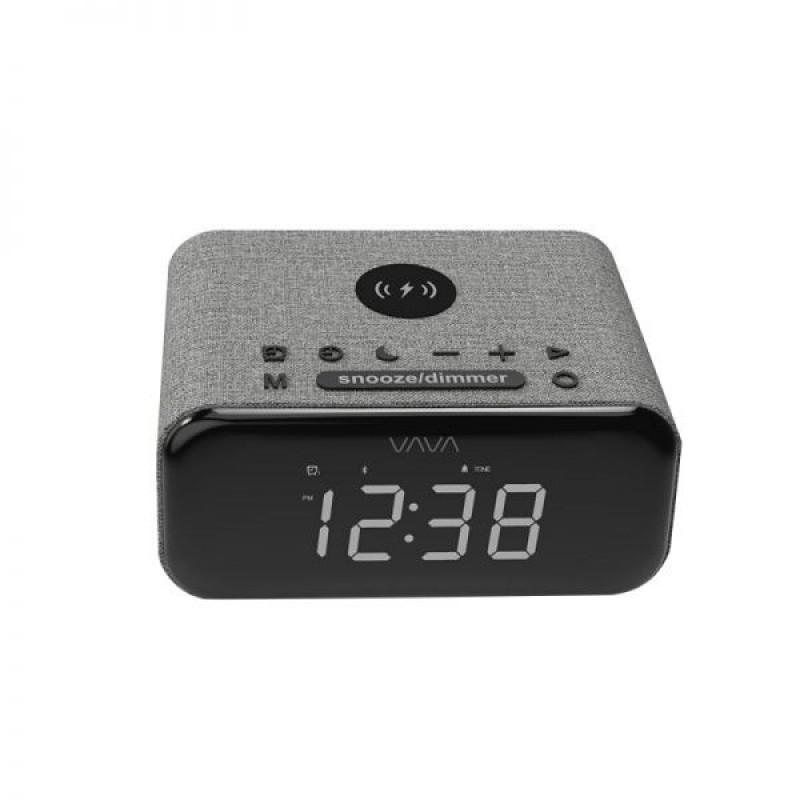 Ceas cu radio FM 5 in 1 Vava, 5 W, Bluetooth 4.2, alarma 2021 shopu.ro