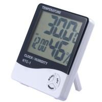 Termo-higrometru Siegbert, ecran LCD, functie alarma, calendar, ceas