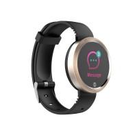 Ceas unisex Forever Smart V2, Bluetooth 4.2, 60 mAh, Rose Gold
