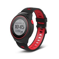 Ceas Forever Smart Watch GPS, 500 mAh, Bluetooth 4.2, functie TripleX, Rosu