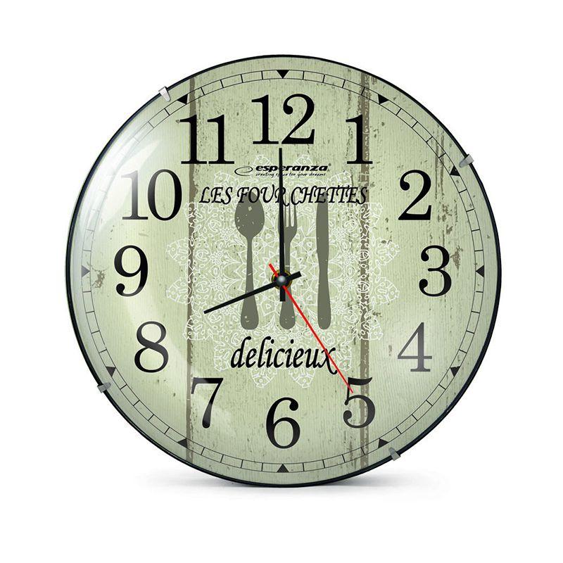 Ceas de perete Paris Esperanza, mecanism cu cuart 2021 shopu.ro