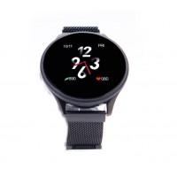 Smartwatch Smart Time 450 E-Boda, ecran tactil, 1.3 inch, Bluetooth 4.0, 150 mAh, Negru