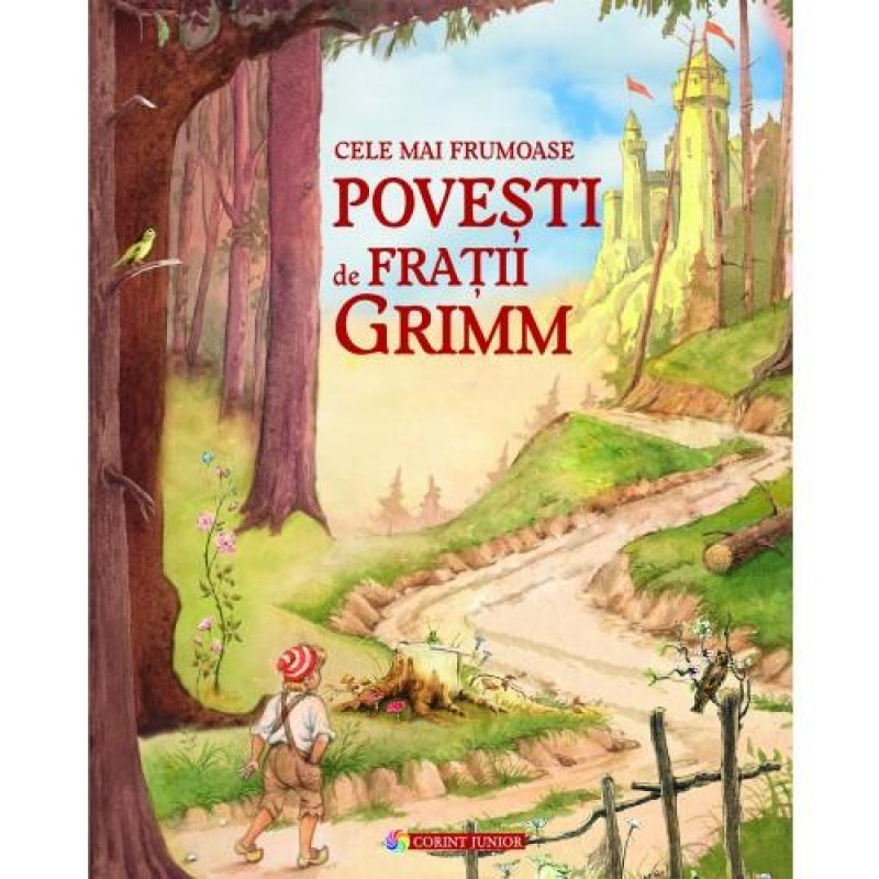 Cele mai frumoase povesti de Fratii Grimm 2021 shopu.ro