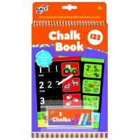 Joc educational Chalk Book - 123, invata numerele si sa scrii