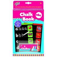 Joc educational Chalk Book - ABC, invata alfabetul si sa scrii
