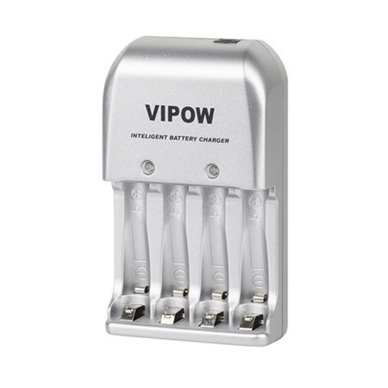 Incarcator Vipow 3 in 1 PFC001, 4 x AA, 4 x AAA 2021 shopu.ro