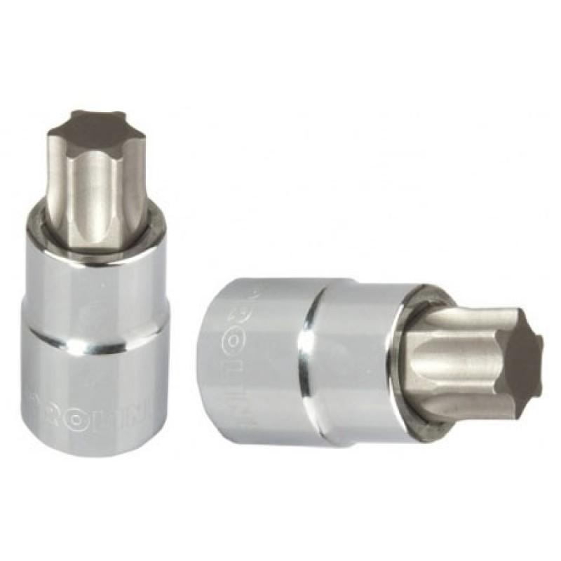 Cheie tubulara Proline, varf torx, 1/2 inch, T40-55 mm 2021 shopu.ro