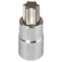 Cheie tubulara Proline, varf torx, 1/4 inch, T10-37 mm