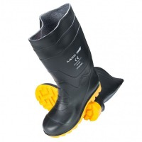 Cizme PVC pentru protectie Lahti Pro, marimea 42, negru