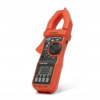 Clampmetru digital Maxwell, baterie 2 x AAA, test dioda, semnalizare sonora