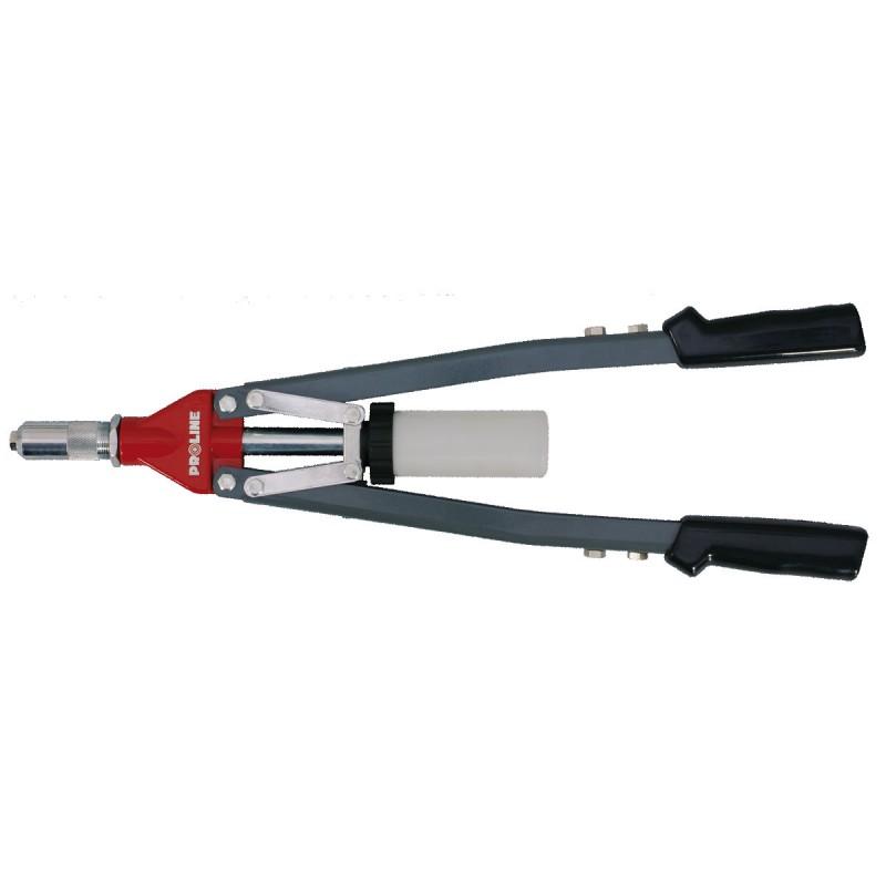 Cleste popnit lung cu varfuri calite Mega, 2.4-4.8 mm shopu.ro