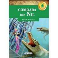 Carte pentru copii Comoara din Nil, 7 ani+