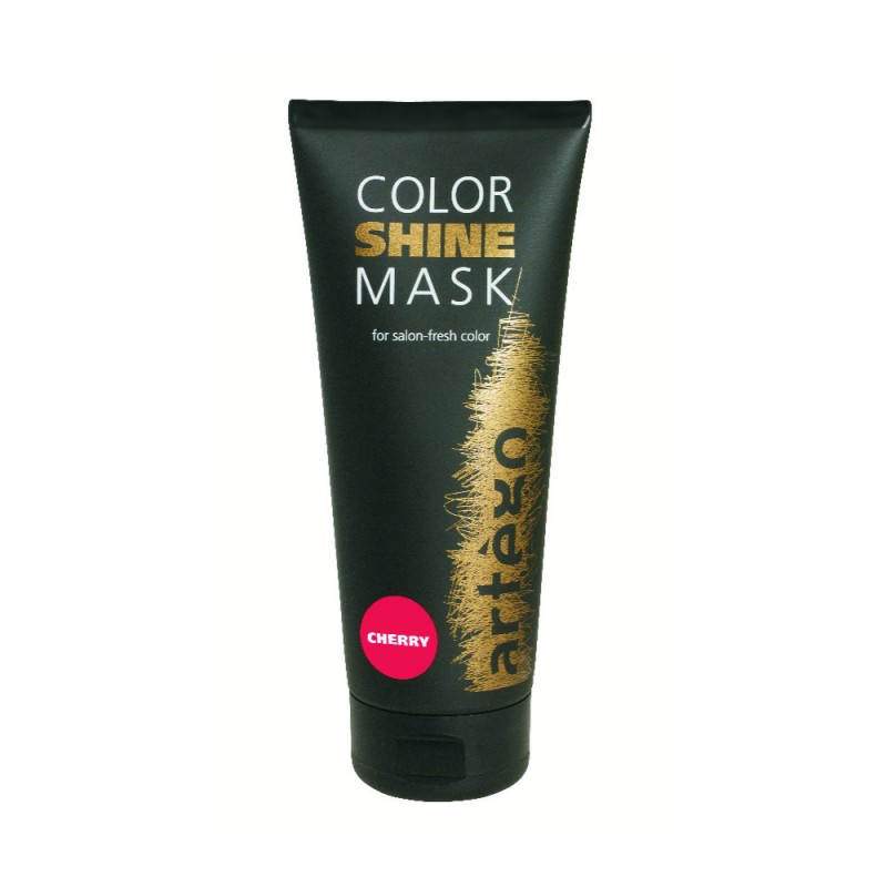 Masca de par Artego Color Shine Mask Cherry, 200 ml, Omega 3 si Omega 6 2021 shopu.ro