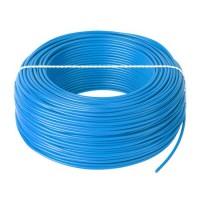 Cablu litat cupru tip LGY, 0.5 mm, 100 m, Albastru