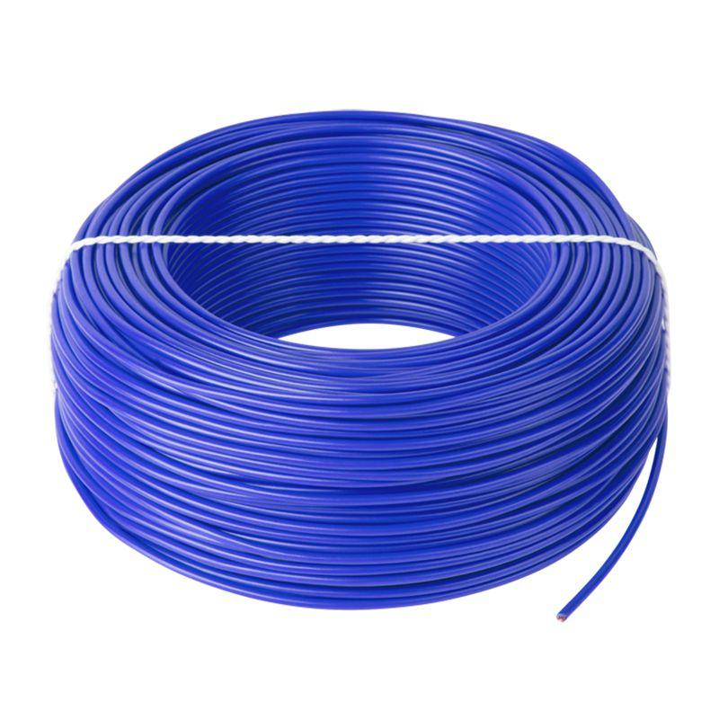 Cablu Conductor Cupru H05V-K 1X0.75, Rola 100 m, Albastru 2021 shopu.ro