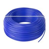 Cablu litat cupru tip LGY, 1.5 mm, 100 m, Albastru