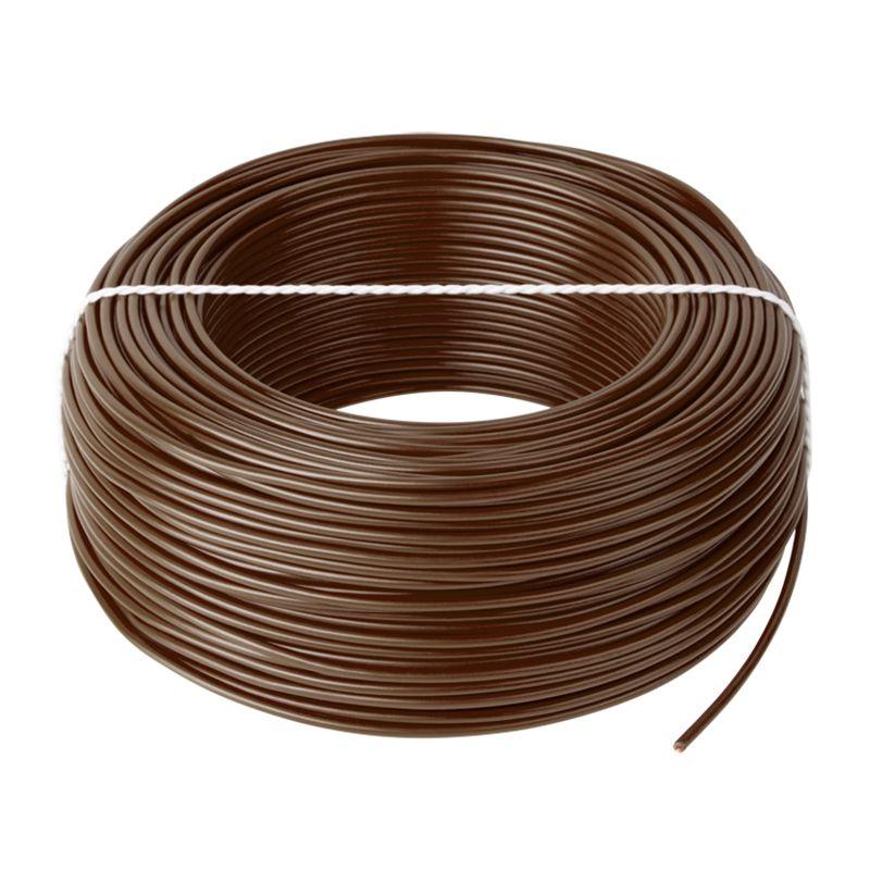 Cablu Conductor Cupru H05V-K 1X0.75, Rola 100 m, Maro 2021 shopu.ro