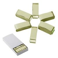 Confetti auriu, incarcatura pentru tunurile de confetti, 1 kg