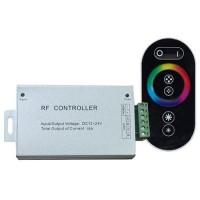 Controller banda LED RGB, 144 W, telecomanda touchscreen