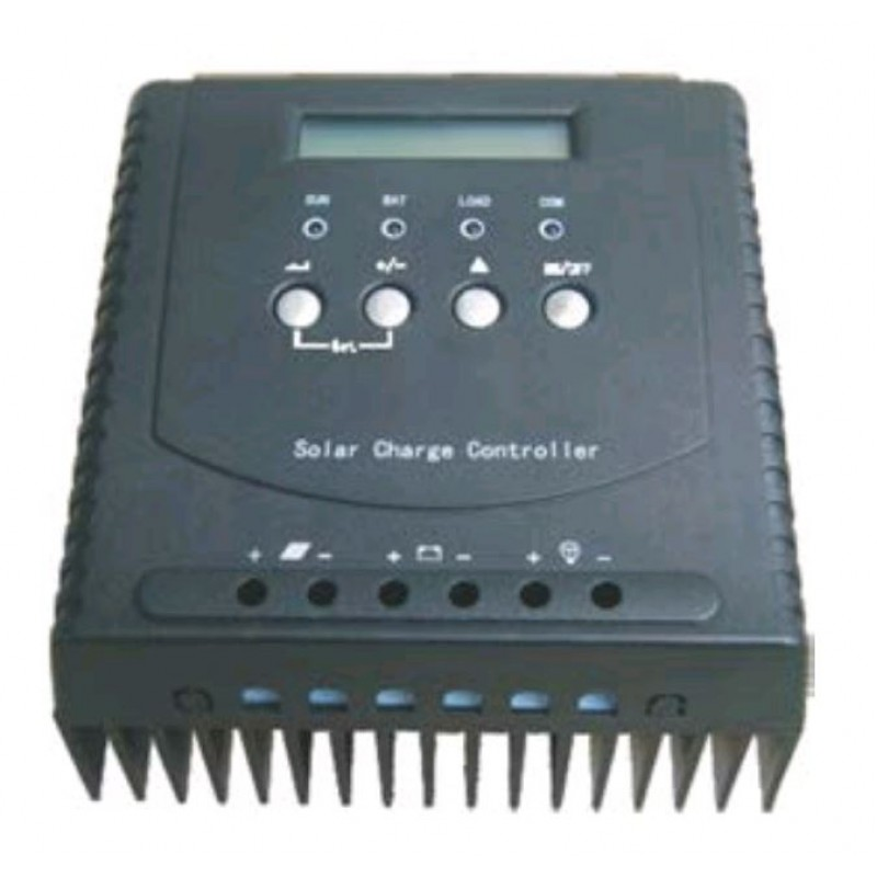 Controller Well MPPT incarcare solara, 20A-12/24V, digital shopu.ro