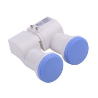 Convertor Dual Single LNB Cabletech, 60 dB
