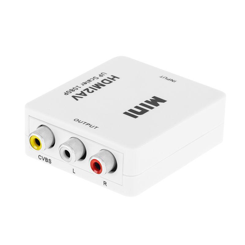 Convertor Cabletech, HDMI, RCA, CVBS + audio