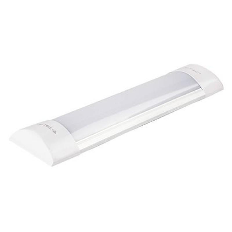 Plafoniera LED, 10 W, 30 cm, temperatura culoare alb neutru, cip samsung 2021 shopu.ro
