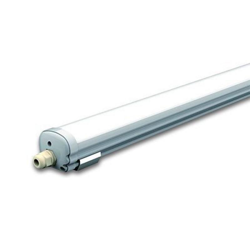 Corp iluminat LED, 120 cm, 3840 lm, putere 24 W, 4500 K, alb neutru 2021 shopu.ro