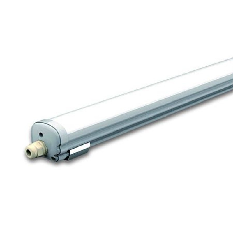 Plafoniera LED, 150 cm, 48 W, temperatura culoare alb neutru, 3840 lm 2021 shopu.ro