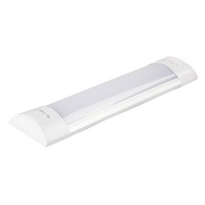 Corp iluminat LED, putere 30 W, 4800 lm, 60 cm, 6400 K, alb rece, cip samsung
