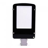Corp iluminat stradal LED, 100 W,  A++, temperatura alb rece, cip samsung