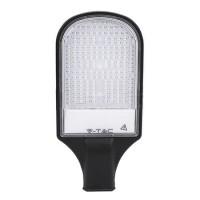 Corp iluminat stradal LED, CIP Samsung, 120 W, clasa A++, 6400 K, Alb rece