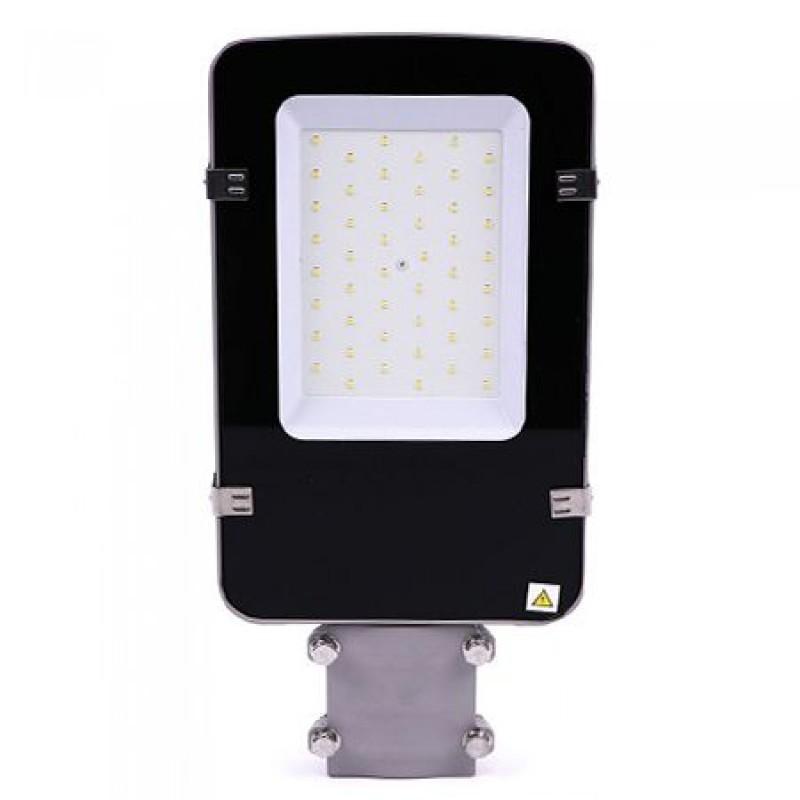 Corp iluminat stradal LED, 30 W, A++, temperatura alb rece, cip samsung shopu.ro