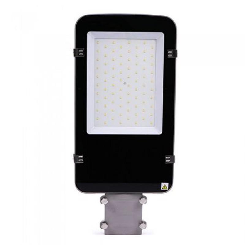 Corp iluminat stradal LED, 50 W, A++, temperatura alb rece, cip samsung