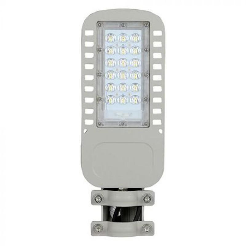 Corp iluminat stradal Slim LED, 30 W, 120 lm, 6400 K, cip Samsung