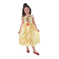 Costum pentru fetite Belle Storytime, varsta 5-6 ani, marime M