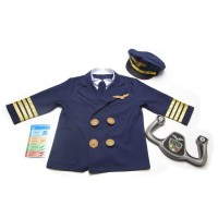 Costum Pilot de Avion Melissa and Doug, 3-6 ani