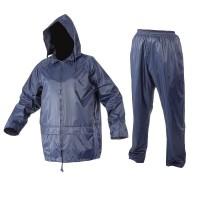 Costum ploaie Lahti Pro, marimea XL, albastru